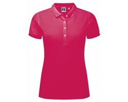 Dámská polokošile Russell Ladies Stretch Polo