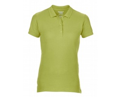 Dámská polokošile Gildan Premium Cotton Ladies' Double Piqué Polo