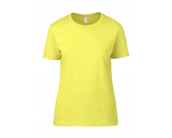 Dámské tričko Gildan Ladies Fit Premium Cotton