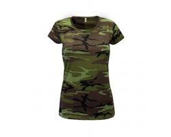 Dámské tričko Alex Fox Military
