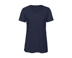 Dámské tričko B&C Triblend V