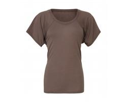 Dámské lehké tričko Bella & Canvas Flowy