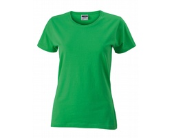 Dámské tričko James & Nicholson Ladies Slim Fit-T