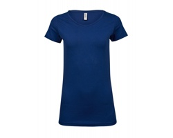 Dámské tričko Tee Jays Ladies Fashion Stretch Tee Extra Lenght