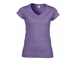 Dámské tričko Gildan Softstyle V-Neck