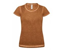 Dámské tričko B&C T-Shirt DNM Plug In