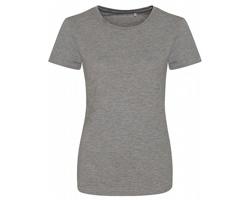 Dámské tričko AWDis Just Ts Tri-Blend T