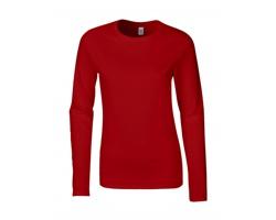Dámské tričko Gildan Soft Style Long Sleeve