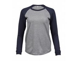 Dámské tričko Tee Jays Ladies Baseball Tee