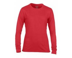 Dámské sportovní tričko Gildan Performance Ladies' Long Sleeve T-Shirt