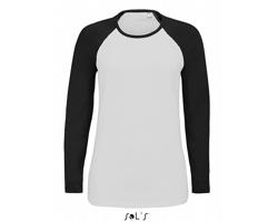 Dámské tričko Sol´s Milky LS