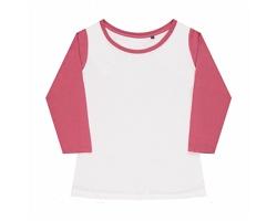 Dámské tričko Nakedshirt Jessica Baseball
