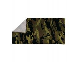 Plážová osuška Alex Fox Military Camouflage