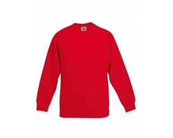Dětská mikina Fruit of the Loom Classic Raglan Sweat