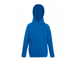 Dětská mikina Fruit of the Loom Lightweight Hooded Sweat