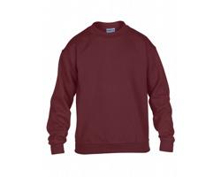 Dětská mikina Gildan Heavy Blend Youth Crewneck Sweatshirt