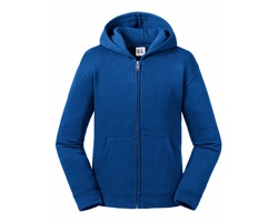 Dětská mikina Russell Authentic Zipped Hooded Sweat