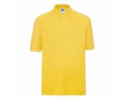 Dětská polokošile Russell Children´s Poloshirt 65/35