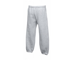 Dětské tepláky Fruit of the Loom Premium Elasticated Cuff Jog Pants
