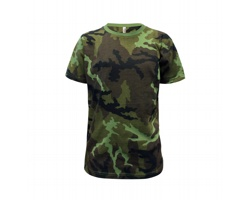 Dětské tričko Alex Fox Military