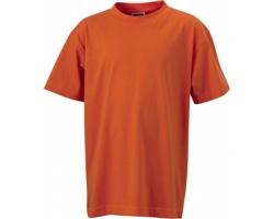 Dětské tričko James & Nicholson Basic-T