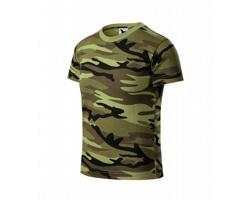 Dětské tričko Adler Malfini Camouflage