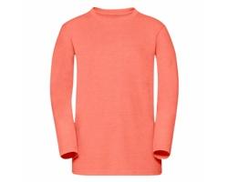 Dětské chlapecké tričko Russell Boys Long Sleeve HD T-Shirt
