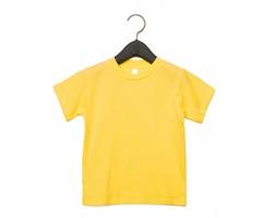 Dětské tričko Canvas Toddler Jersey Short Sleeve