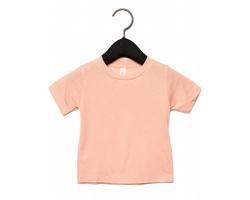 Dětské tričko Canvas Baby Triblend Short Sleeve