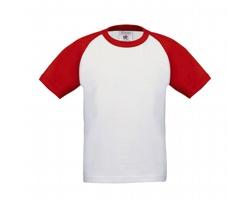 Dětské tričko B&C Baseball