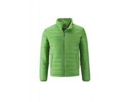 Pánská bunda James & Nicholson Mens Padded Jacket