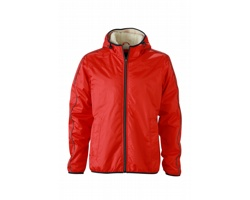 Pánská bunda James & Nicholson Mens Winter Sports Jacket