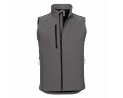 Pánská softshellová vesta Russell Soft Shell-Gilet