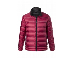Pánská bunda James & Nicholson Down Jacket II