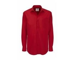 Pánská košile B&C Heritage Long Sleeve