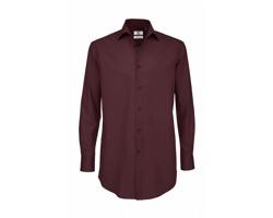 Pánská košile B&C Black Tie Long Sleeve