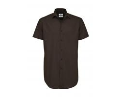 Pánská košile B&C Black Tie