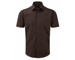 Pánská košile Russell Short Sleeve Fitted Stretch Shirt