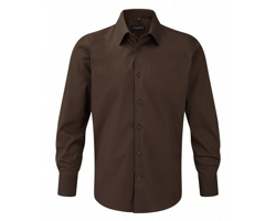 Pánská košile Russell Men´s Long Sleeve Easy Care Fitted Shirt