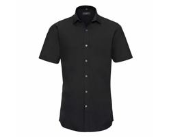Pánská košile Russell Mens Ultimate Stretch Shirt Shortsleeve