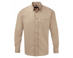 Pánská košile Russell Men´s Long Sleeve Classic Twill Shirt