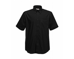 Pánská košile Fruit of the Loom Short Sleeve Oxford