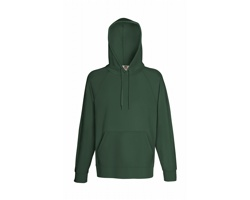 Pánská mikina Fruit of the Loom Lightweight Hooded Sweat