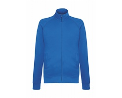 Pánská mikina Fruit of the Loom Lightweight Sweat Jacket