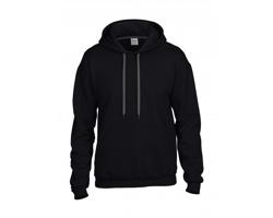 Pánská mikina Gildan Classic Fit Hooded Sweatshirt s kapucí