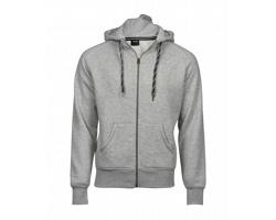 Pánská mikina Tee Jays Fashion Full Zip Hood