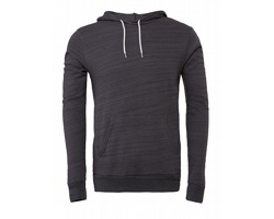 Unisexová mikina Canvas Pullover Pull-Cotton Fleece Hoodie