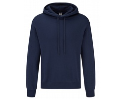 Pánská mikina Fruit of the Loom Classic Hooded Basic Sweat