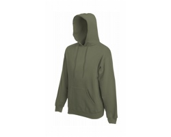 Pánská mikina Fruit of the Loom Classic Hooded Sweat