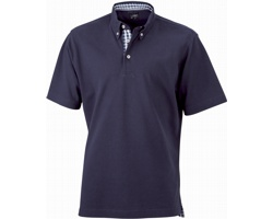 Pánská polokošile James & Nicholson Mens Plain Polo